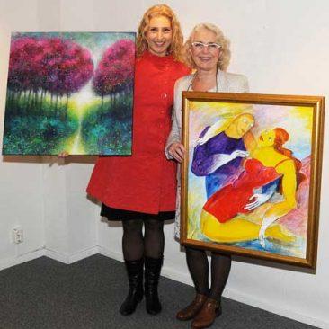Alina och Ania Witwitzka